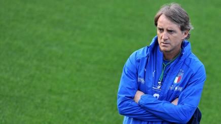 Roberto Mancini, 54 anni, c.t. dell'Italia. Lapresse