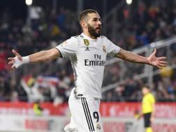 Karim Benzema, 31 anni. Getty