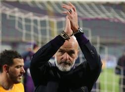 Stefano Pioli. getty images