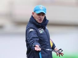 Beppe Iachini, allenatore dell'Empoli. Getty