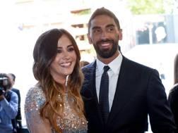Giorgia Palmas, 36 anni, e Filippo Magnini, 36. LaPresse