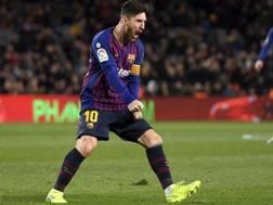 Lionel Messi. Getty