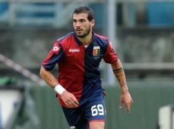 Stefano Sturaro con la maglia del Genoa