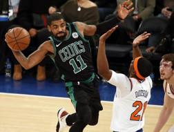 Kyrie Irving, 28 anni. Epa