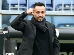 Roberto De Zerbi, 39 anni. Kulta