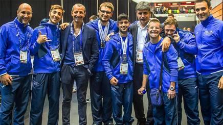 : La Nazionale Italiana di parataekwondo  impegnata in Turchia per i Mondiali 2019