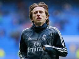 Luka Modric, 33 anni. Getty