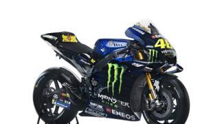 MotoGP, ecco la nuova Yamaha di Valentino Rossi
