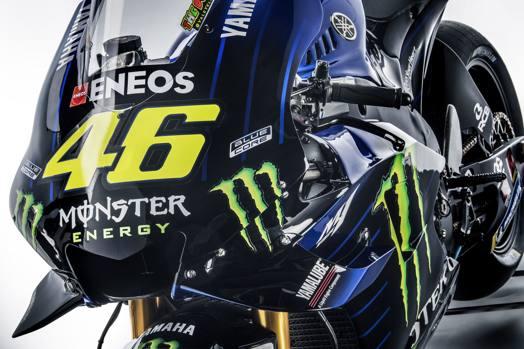 ... Presentata a Giacarta la nuova Yamaha con cui Valentino Rossi e  Maverick Viñales affronteranno il nuovo ... 18125ebfb3b8