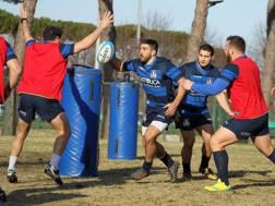 Edoardo Gori torna in azzurro dopo un anno. FAMA