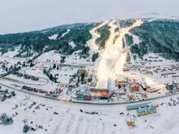 Are pronta per il Mondiale di sci alpino