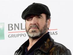 Eric Cantona, 52 anni. Getty