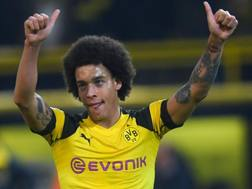Axel Witsel, 30 anni. Afp