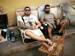 Lorenzo Marinelli e Daniel Bazzano, gli autori del ferimento di Manuel