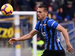Rafael Toloi, 28 anni, difensore brasiliano dell'Atalanta. Lapresse