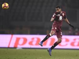 Il difensore del Torino  Koffi Djidji, 26 anni. LaPresse