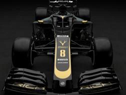 La nuova Haas VF-19