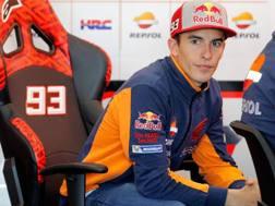 Marc Marquez. Epa
