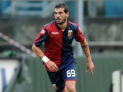 Sturaro con la maglia del Genoa