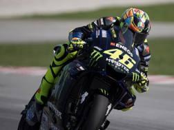 Valentino Rossi. Getty