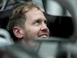 Sebastian Vettel, 31 anni, 4 volte iridato, alla sua quinta stagione in Ferrari