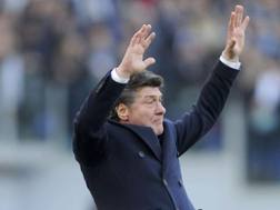 Walter Mazzarri, allenatore del Toro. Getty