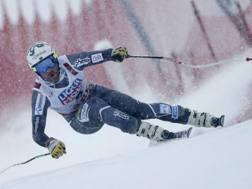 Il vincitore Kjetil Jansrud, 33 anni AP