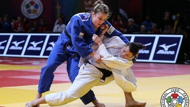 Incontri di Judo Ladies