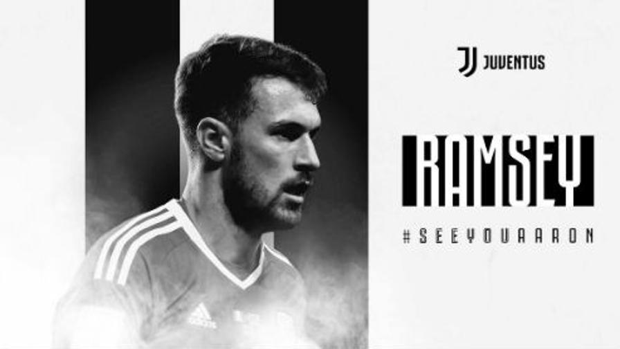 Ramsey-Juve, ora è ufficiale. E lui: