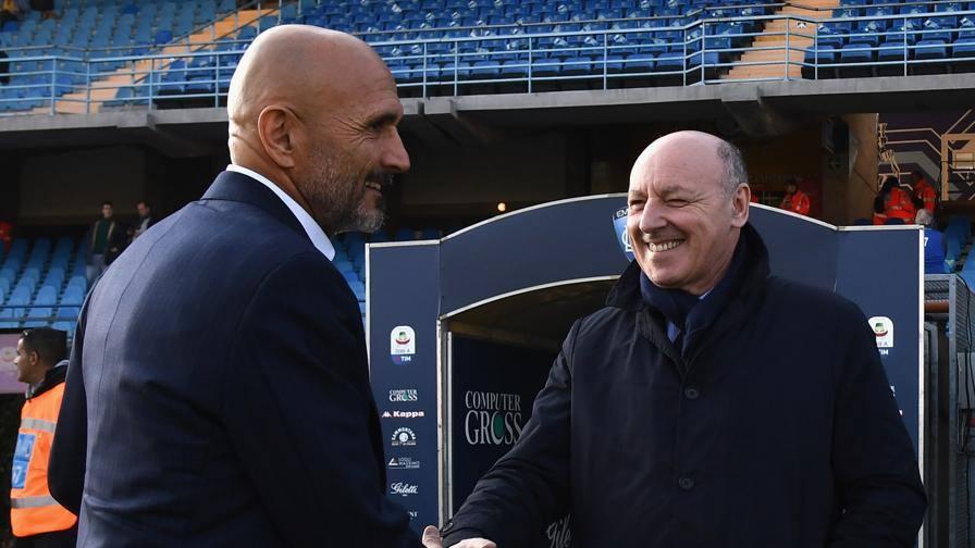 Marotta incontra Spalletti L'Inter va avanti compatta