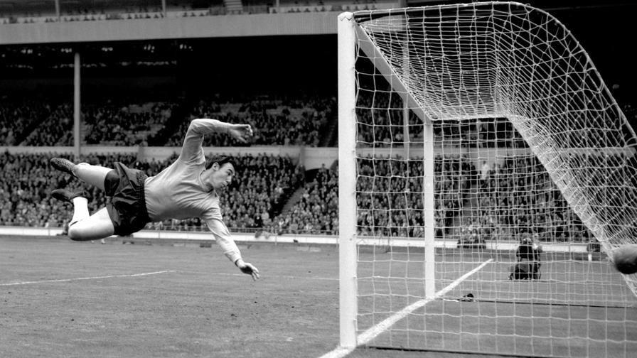 Addio a Gordon Banks Campione del mondo nel '66