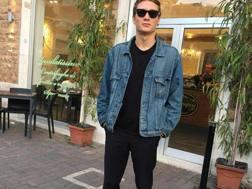 Manuel Bortuzzo, 19 anni., Ansa