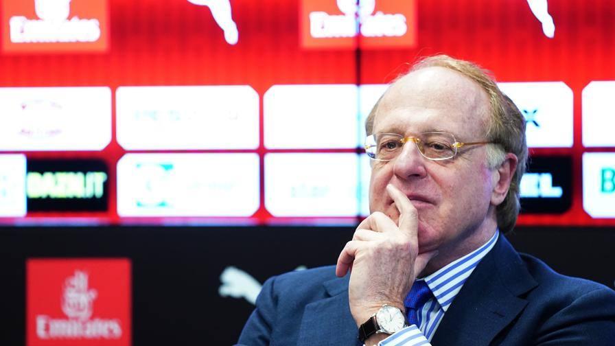 """Milan, le priorità di Scaroni """"Scudetto? No, Champions"""""""