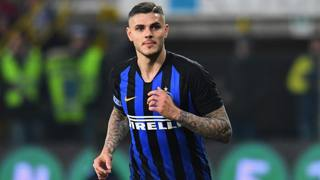 Mauro Icardi. Getty