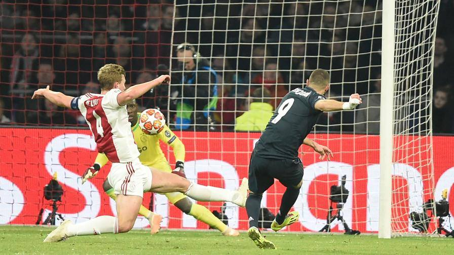 È finita, vincono i blancos Ajax-Real Madrid 1-2