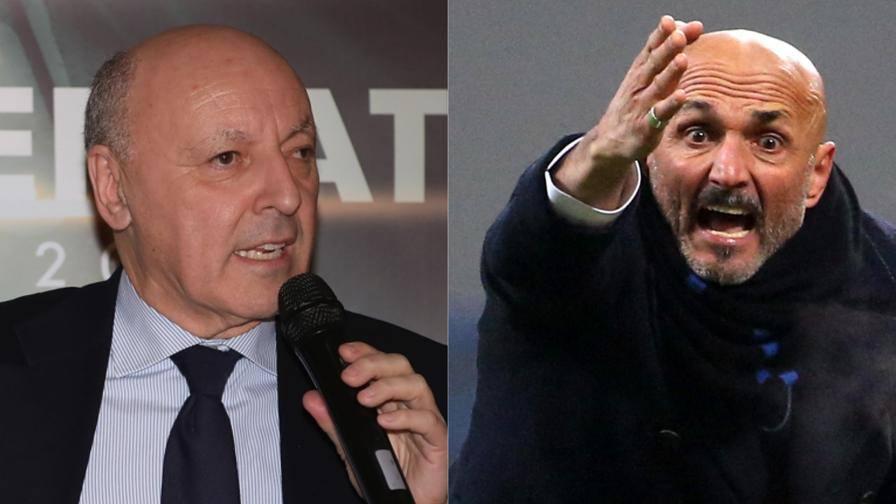 Inter, un fronte anti Wanda È pace Marotta-Spalletti