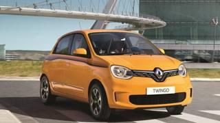 Nuova Renault Twingo, intenso restyling