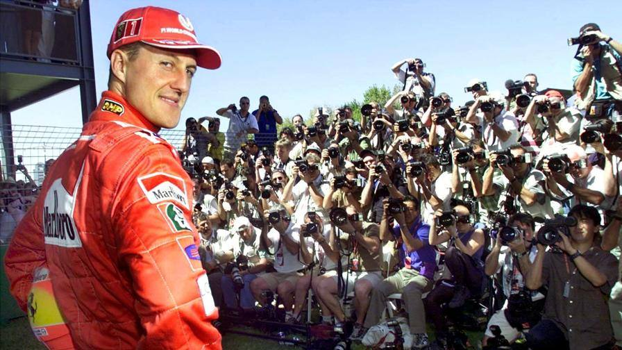 """La Bild su Schumacher """"Il compleanno a Maiorca"""""""