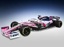La livrea della nuova Racing Point