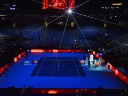 La O2 Arena di Londra ospita il Masters dal 2009. Afp