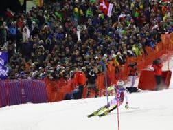 : L'elvetico Daniel Yule difenderà il titolo di campione della 3Tre Mercoledì 8 Gennaio a Madonna di Campiglio.Pentaphoto