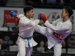 Angelo Crescenzo, campione del Mondo nei -60 kg