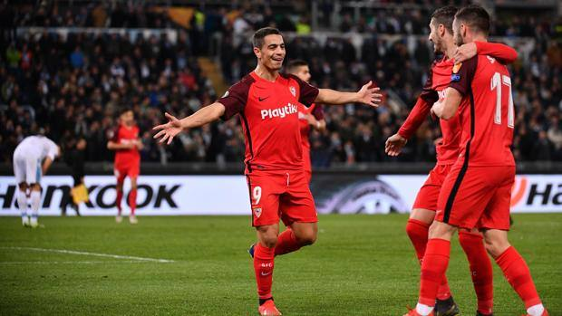 Ben Yedder decisivo all'Olimpico. Lapresse