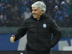 L'allenatore Giampiero Gasperini, Getty