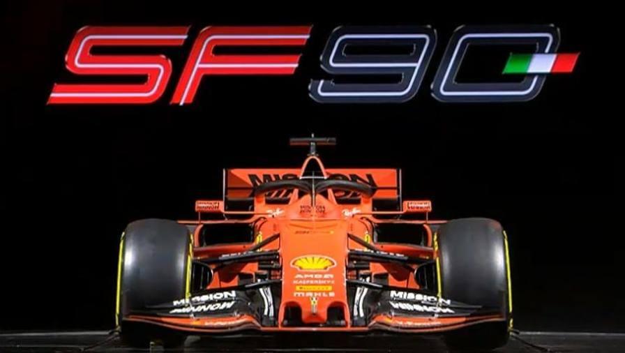 """Ferrari, ecco la nuova SF90 Elkann: """"Il meglio dell'Italia"""""""