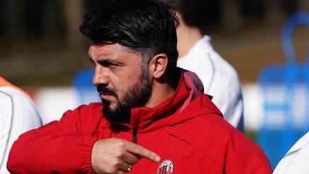 Rino Gattuso, 41 anni. Lapresse