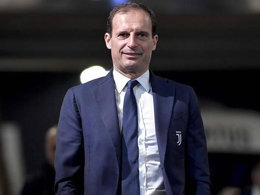 Massimiliano Allegri, 51 anni. Getty