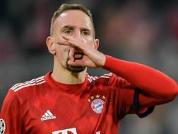 Franck Ribery . Afp