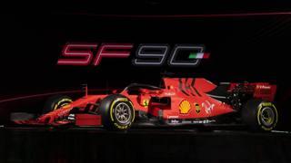La nuova Ferrari FS90 a caccia del titolo iridato