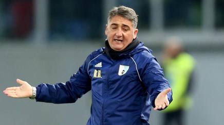 Roberto Boscaglia, 50 anni, allenatore della Pro Vercelli KULTA